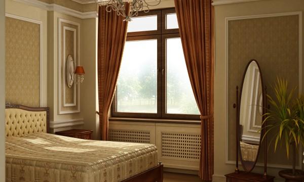 entretien des rideaux et tentures