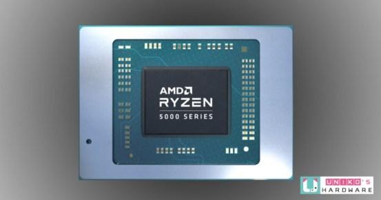 [图]暴露于AMD锐龙7 5800U执行评分:单核性能大幅提升-AMD