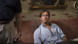 Actor Armie Hammer, accused of cannibalism, was withdrawn from the cast of Shotgun Wedding.
