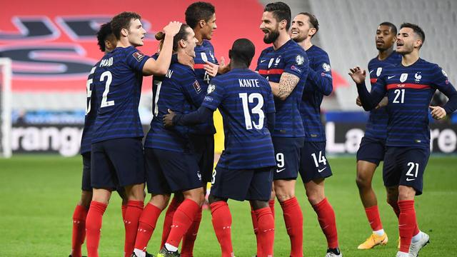 Équipe De France Euro 2021 - Euro 2021 Voici La Prime Que Touchera Chaque Joueur De L Equipe De France En Cas De Victoire Finale Cnews