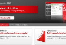 Simple, Smart and Strong from Avira 2012 2