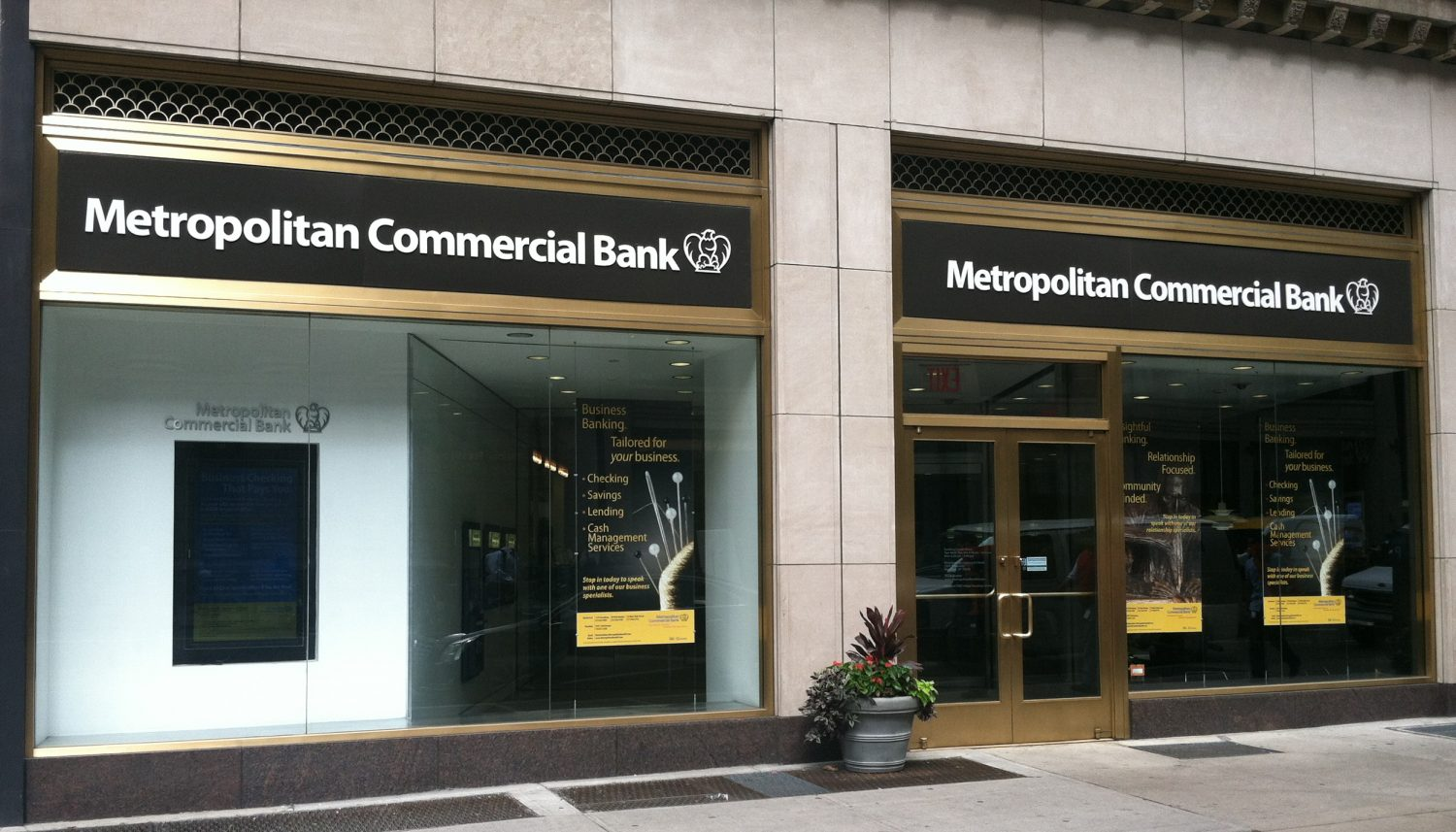 Metropolitan Bank Is Handling Millions for Crypto Clients