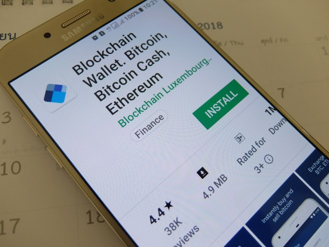Blockchain info Adds PAX Stablecoin to Mobile Wallet