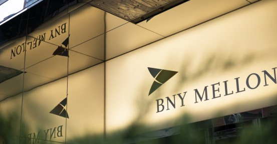 BNY Mellon would be the first trust service provider, SkyBridge's bitcoin ETF proposal