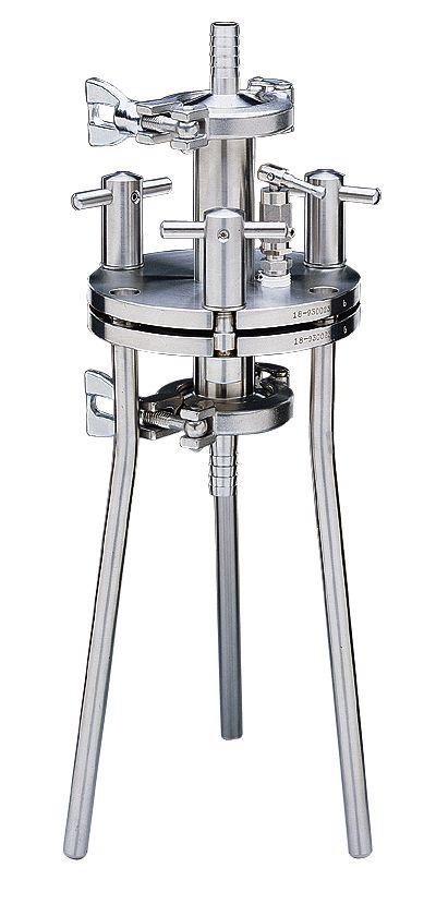 Advantec 304 SS Pressure Filtration Holder for 142 mm