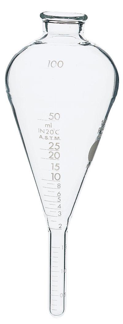 Pyrex 8200 100 Conical Bottom Glass Centrifuge Tubes 100
