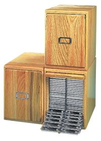 Microscope Slide Storage Cabinet holds 500 slides from ...