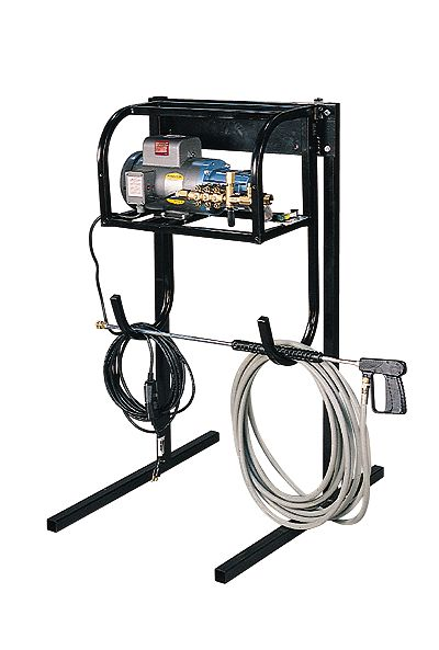 Industrial High Temperature Wall Mount Pressure Washer 3 0