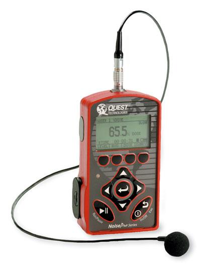 Quest Technologies® NoisePro Personal Dosimeter DL