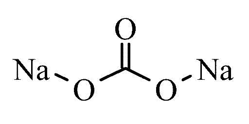 Sodium carbonate anhydrous pure 1kg CAS 497 19 8 from Cole