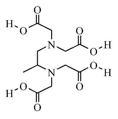 1 2 Diaminopropane N N N N tetraacetic acid 98 25g from