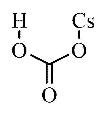 Cesium bicarbonate 99 9 100g from Cole-Parmer