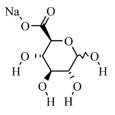 D Glucuronic acid sodium salt monohydrate 99 25g from Cole