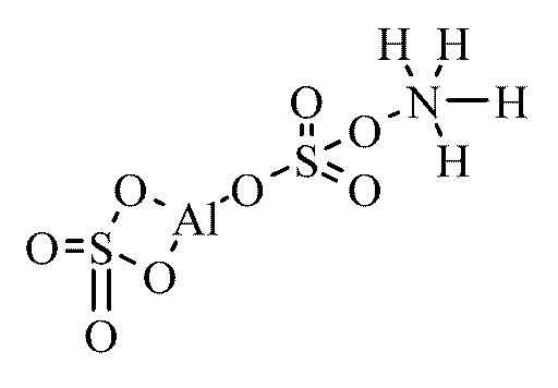 Aluminum ammonium sulfate dodecahydrate 99 2 5kg from Cole