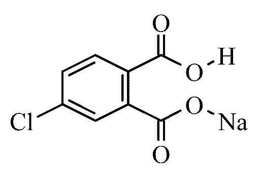 4 Chlorophthalic acid monosodium salt tech 500g from Cole