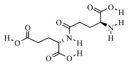 gamma L Glutamyl L glutamic acid 250mg from Cole-Parmer