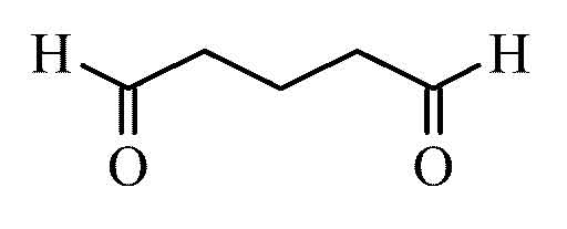 Glutaric dialdehyde 25 solution in water E M grade