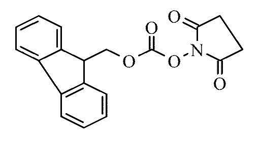 N 9H Fluoren 2 ylmethoxycarbonyloxy succinimide 98 5g from