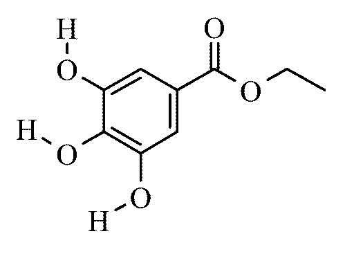 Gallic acid ethyl ester 99 100g from Cole-Parmer