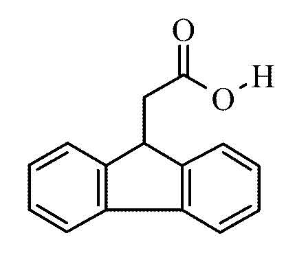 9H Fluorene 9 acetic acid 1g from Cole-Parmer
