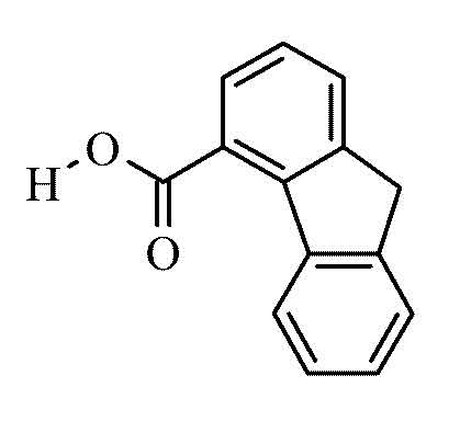 9H Fluorene 4 carboxylic acid 96 1g from Cole-Parmer