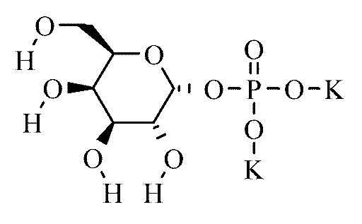 alpha D Galactose 1 phosphate dipotassium salt