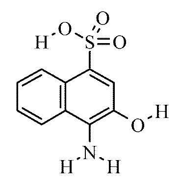 4 Amino 3 hydroxy 1 naphthalenesulfonic acid reagent ACS