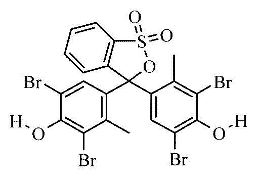 Bromocresol Green reagent ACS 1g from Cole-Parmer