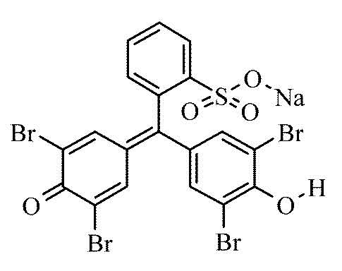 Bromophenol Blue sodium salt reagent ACS 10g from Cole-Parmer