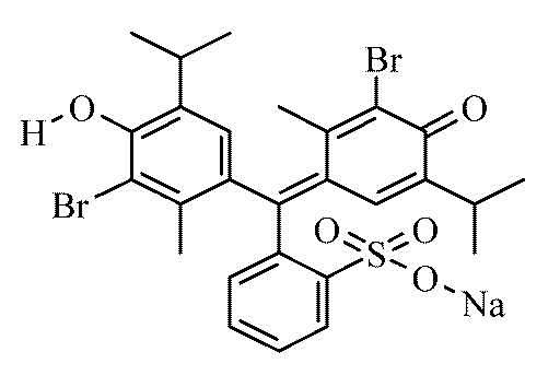 Bromothymol Blue sodium salt reagent ACS 10g from Cole-Parmer