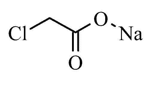 Chloroacetic acid sodium salt 98 5g from Cole-Parmer