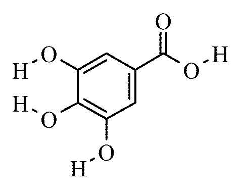 Gallic acid 98 250g from Cole-Parmer