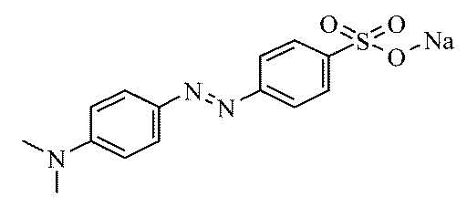 Methyl Orange reagent ACS 10g from Cole-Parmer