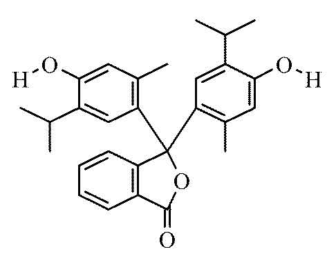 Thymolphthalein reagent ACS 25g from Cole-Parmer