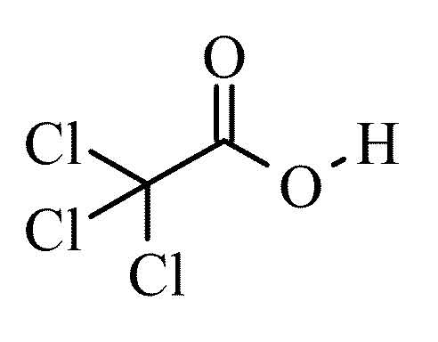 Trichloroacetic acid reagent ACS 99 100g from Cole-Parmer