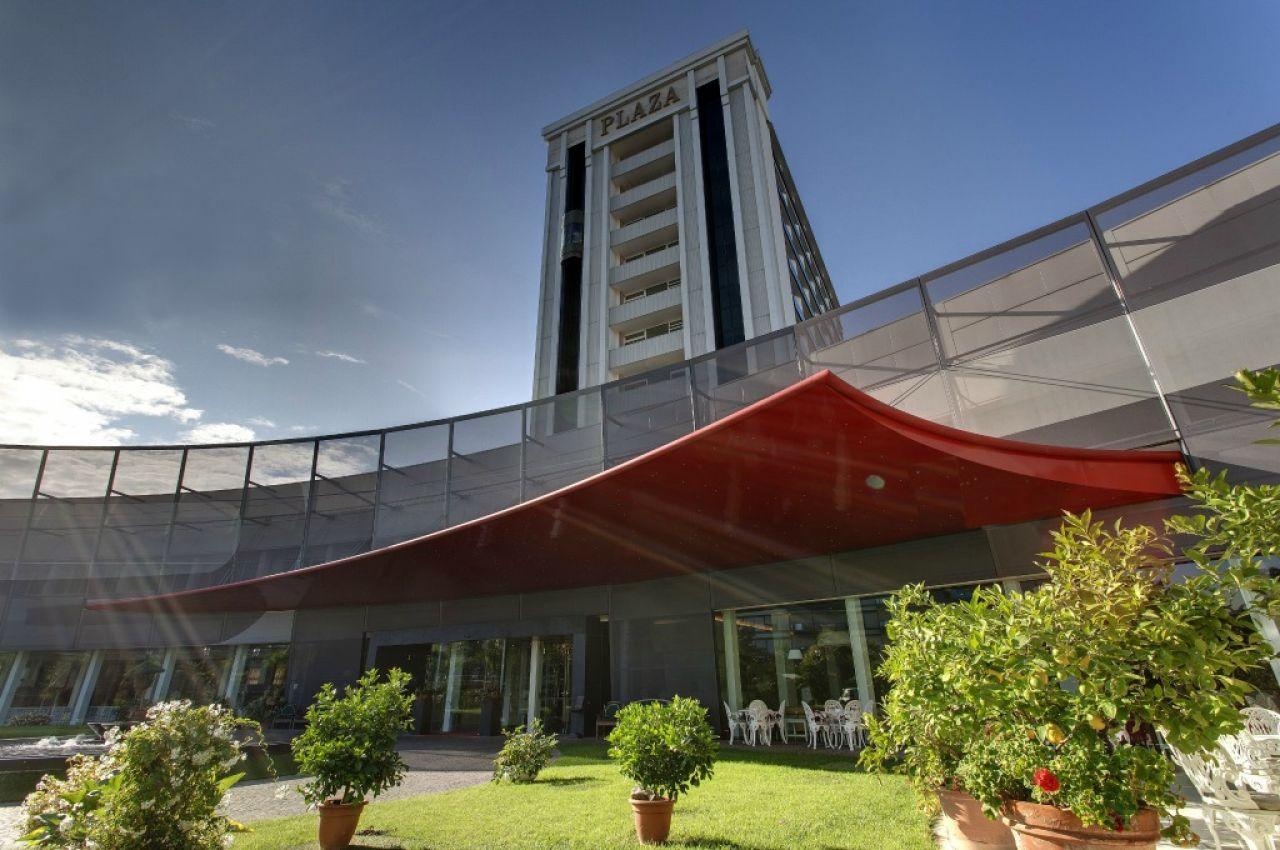 Panoramic Hotel Plaza a Abano Terme  Colli Euganei