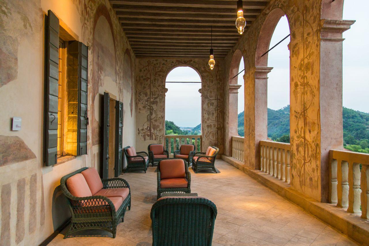 Villa dei Vescovi a Luvigliano di Torreglia PD  Colli Euganei