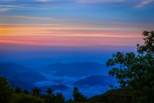1-Mountain-Morning-280x187 Color Inspiration in Nature: Sizzling Shades of Sunrises and Sunsets Color