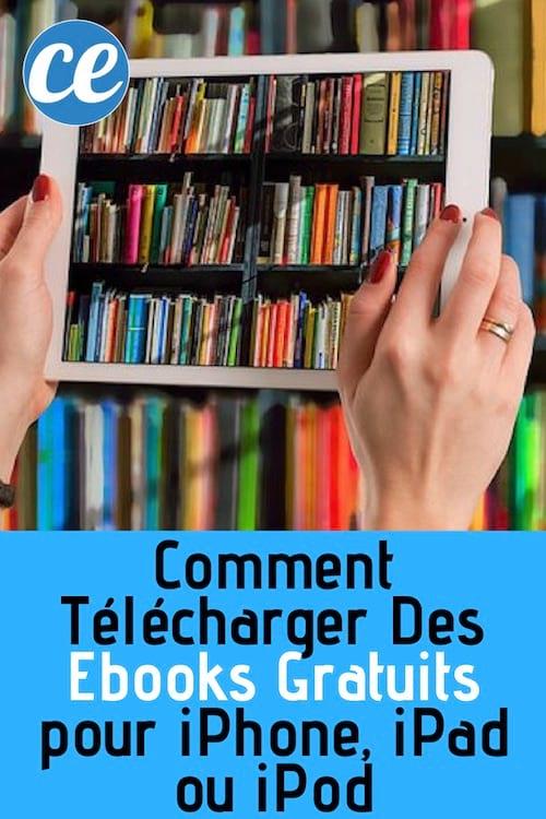 Comment Telecharger Un Ebook Gratuitement : comment, telecharger, ebook, gratuitement, Comment, Télécharger, Ebooks, Gratuits, IPhone,, Touch
