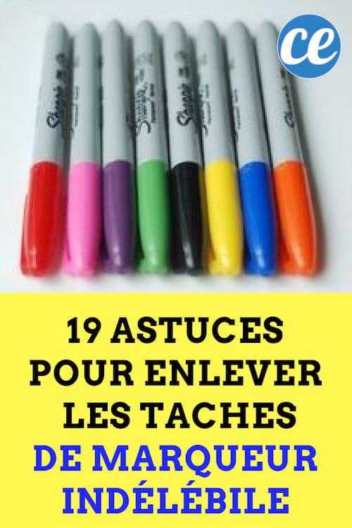 Comment Nettoyer Un Tableau Blanc : comment, nettoyer, tableau, blanc, Astuces, Simples, Enlever, Tache, Marqueur, Indélébile, Presque, Tout.