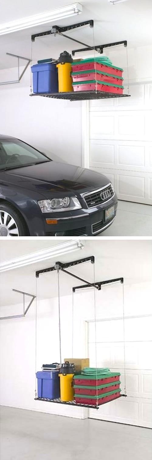 de rangement pour le garage