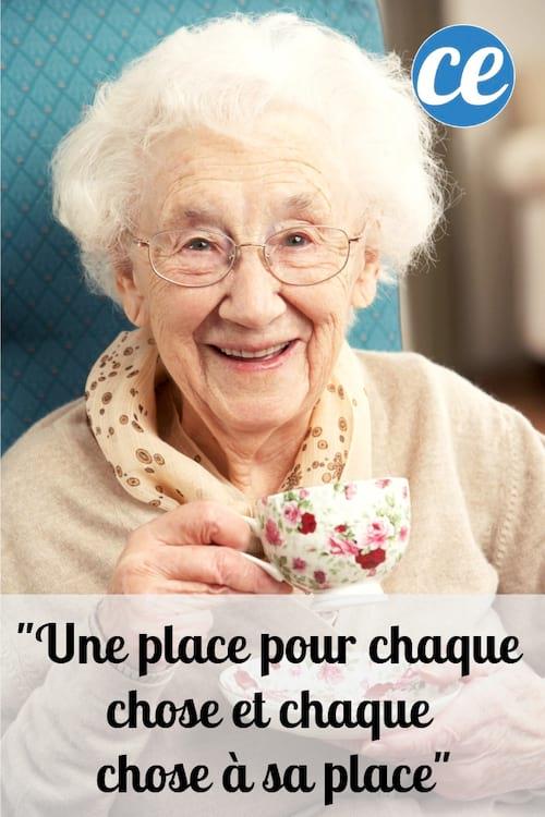 Une Place Pour Chaque Chose Et Chaque Chose à Sa Place : place, chaque, chose, Place, Chaque, Chose, Place