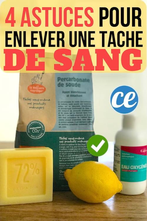 Nettoyer Une Tache De Sang : nettoyer, tache, Produits, Magiques, Éliminer, Tache, D'Oeil.