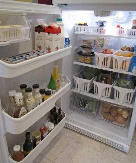 astuces pour garder votre frigo propre