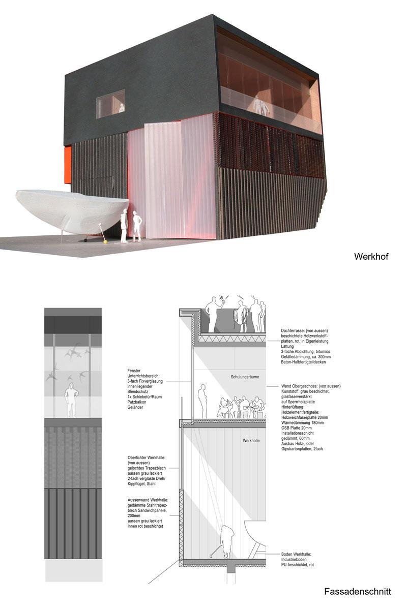 """Result: """"Haus Der Projekte"""" In Hamburg-Veddel Competitionline"""