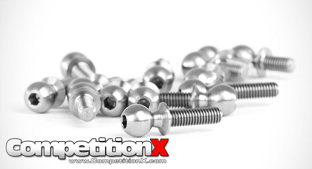 Get Your AVID RC Titanium Balls, Stud