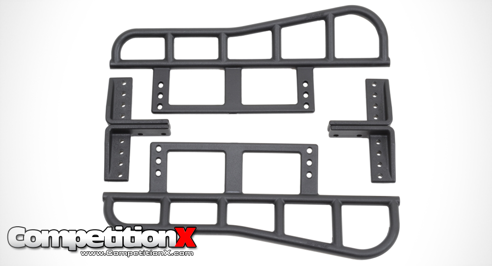 RPM Rock Sliders for Axial SCX10