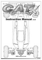 Schumacher Cat SX3 Manual