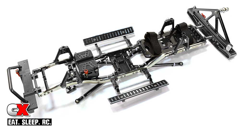 Integy Steel Ladder Frame Chassis Kit for the Axial SCX10