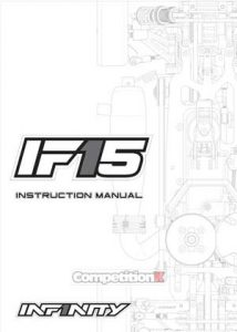 Creation Model Infinity IF15 Manual